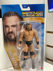 WWE Basic Wrestlemania Drew McIntyre Action Figure