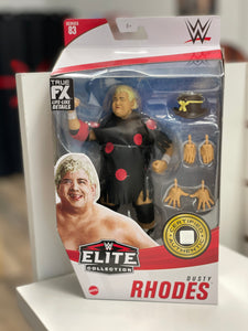 WWE Elite Dusty Rhodes