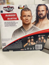 Load image into Gallery viewer, WWE Battle Pack Shane McMahon & Drew McIntyre