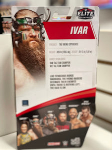 WWE Elite Ivar