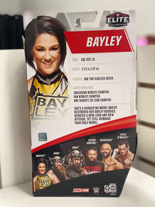 WWE Elite Bayley S80