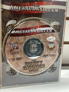 WWE The Dusty Rhodes Story (3 disc set)