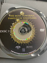 Load image into Gallery viewer, WWE The Most Powerful Families in Wrestling ( 2 Disc Set)