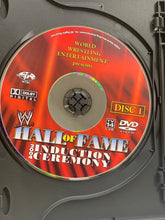 Load image into Gallery viewer, WWE Hall Of Fame 2004 Induction Ceremony (2 Disc Set)