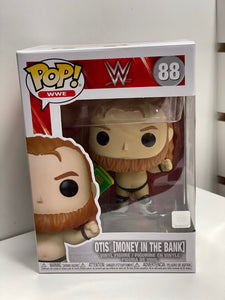 WWE Otis ( Money in the bank) Funko Pop