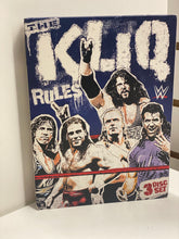 Load image into Gallery viewer, WWE The Kliq Rules  (3 disc set)