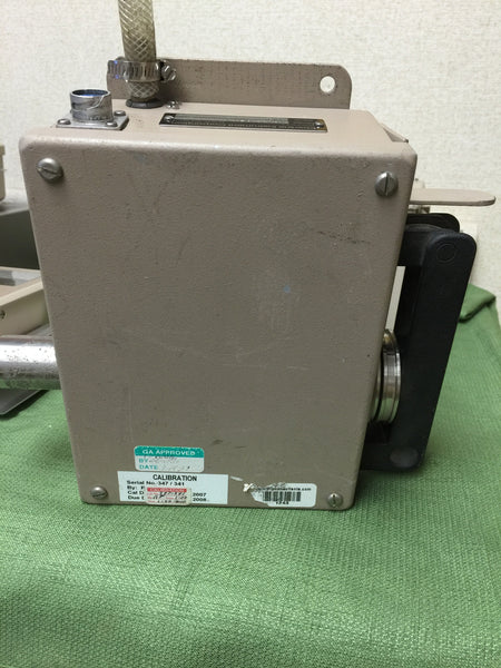 AMS-4 OPT4 Shielded remote sample head