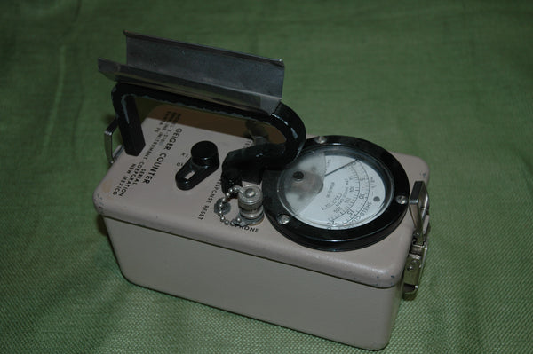 Eberline E-530 GM Survey Meter