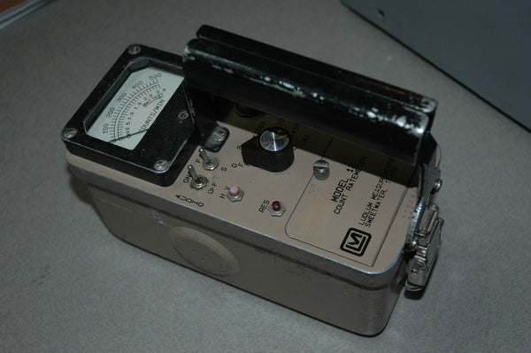 Ludlum Model 12 Ratemeter - Refurbished