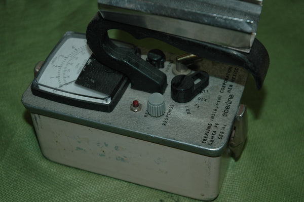 Eberline E-120 GM Survey Meter - USED