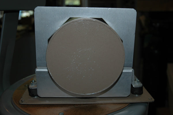 Ludlum Model 44-103 3X3 NaI Pb Shielded detector with mounting frame.