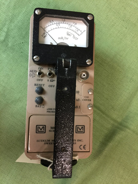 Ludlum Model 14C Survey Meter