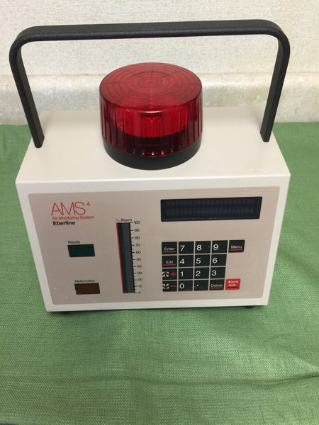 Eberline AMS-4 Continuous Air Monitor