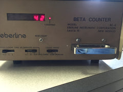 Eberline BC-4 Beta Counter