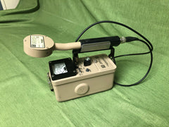 "Ludlum Model 3 with ""Pancake"" style GM probe and cable Combo - Refurbished"