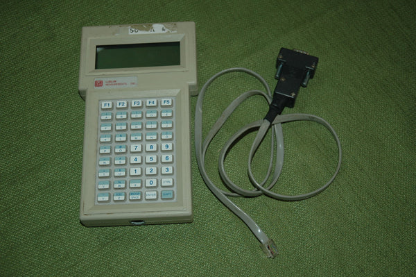 Ludlum Model L-4334-066 Programmable Terminal for Ludlum 2350