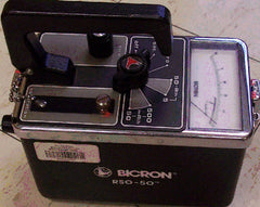 Bicron Models RSO-50 Ion Chamber - Refurbished