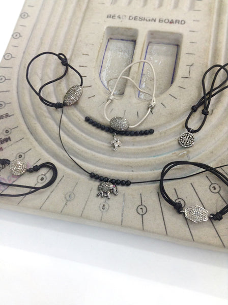 Karon Jacobson Jewellery new collection pieces from the workshop