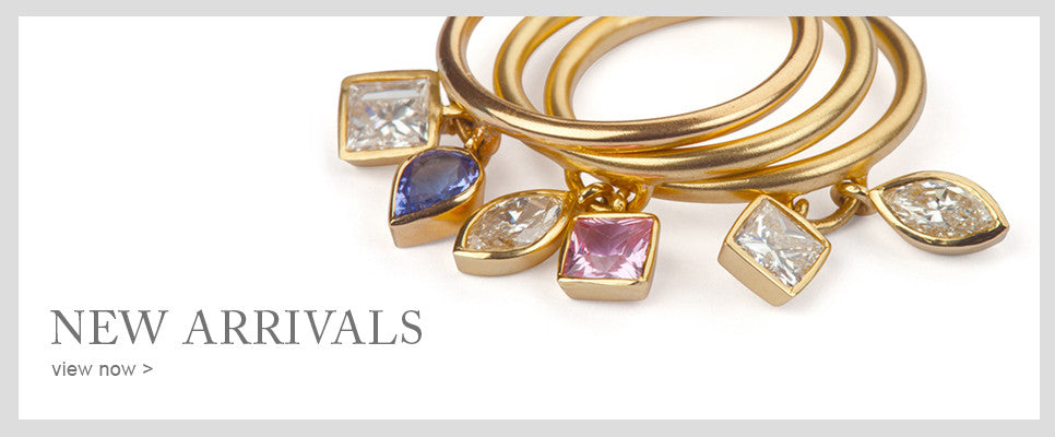 Karon Jacobson Jewellery - New Arrivals - Diamond and Gem Stone Designer, Dublin, Ireland