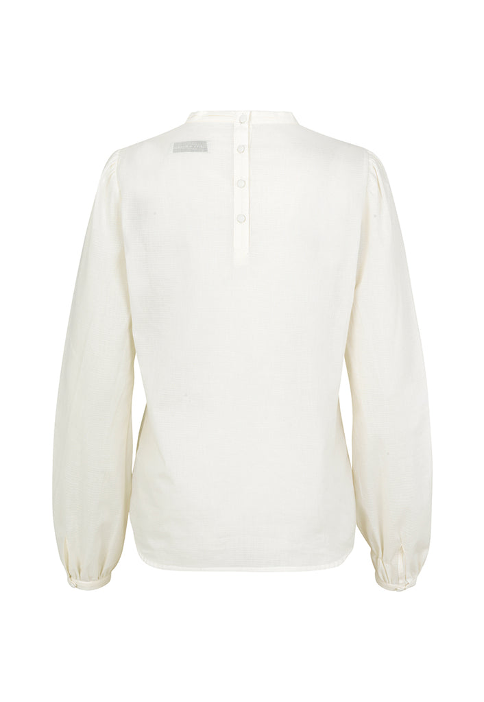 Kaja Shirt Natural White