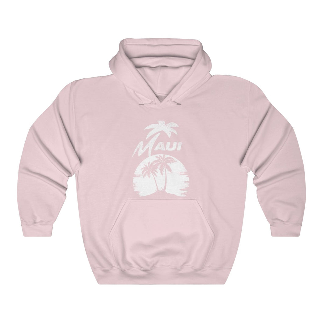 MAUI Unisex Hooded Sweatshirt