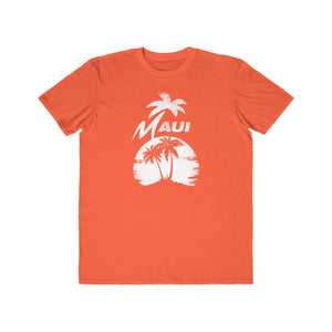 MAUI Unisex Lightweight Fashion Tee