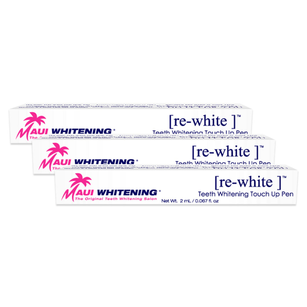 Re-White Instant Touch Up Pen (3 Pack)
