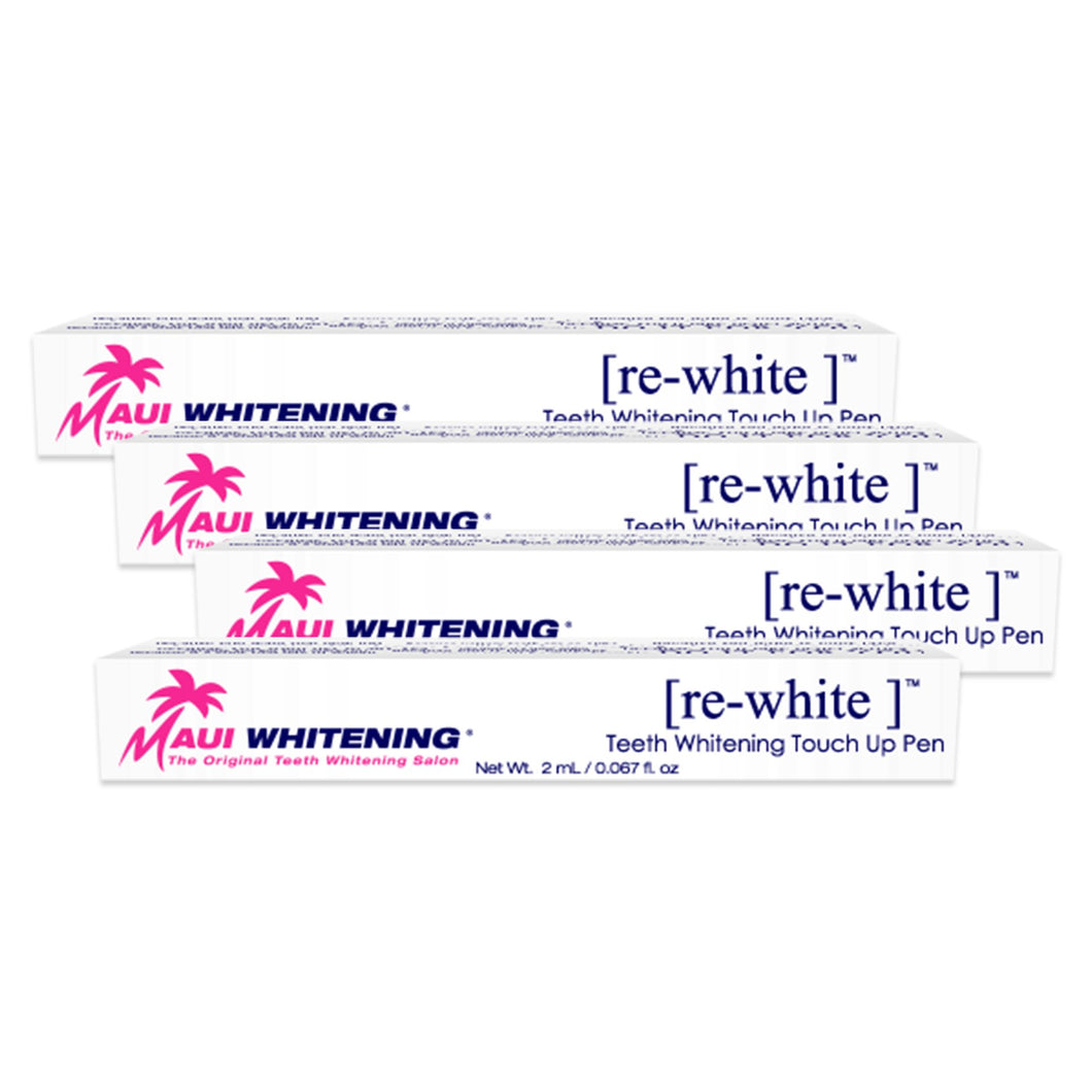 Re-White Instant Touch Up Pen (4 Pack)