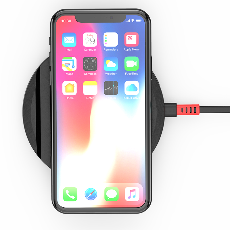 10W Qi Certified Wireless Charger