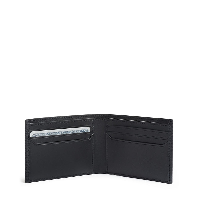 Slim Single Billfold // Black