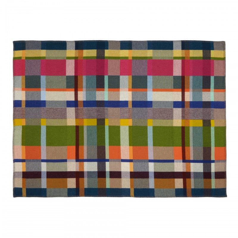 Wallace Sewell Lambswool Bed Throw // Gwynne