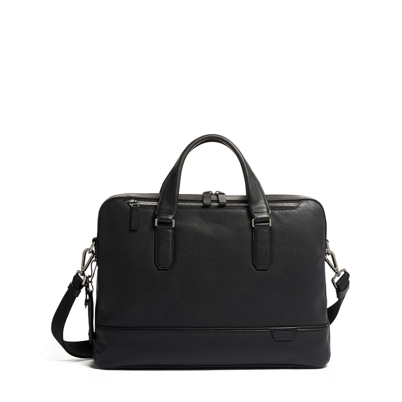 Barnes Brief Leather // Black