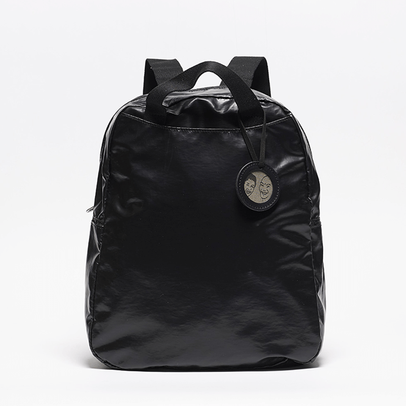 Jack Gomme Lami Light Original Backpack // Noir