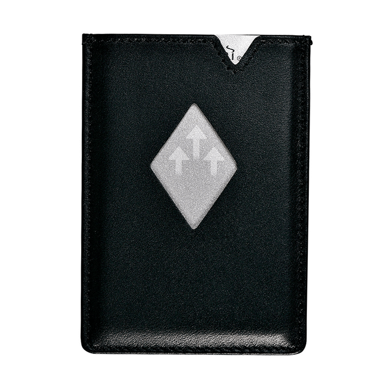 Exentri City Card - Black - Front