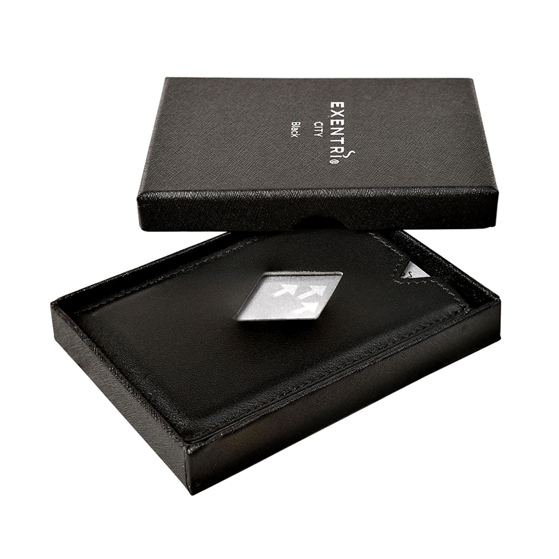 Exentri City Card - Black - Box