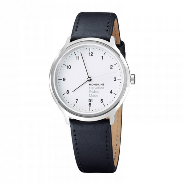 Mondaine Helvetica No.1 Regular 40mm