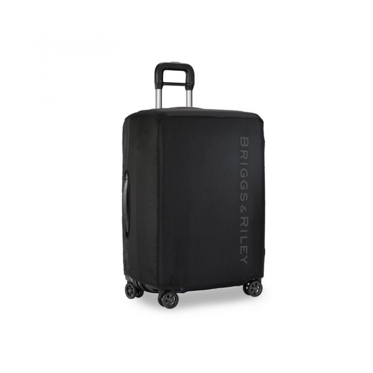 Baseline Medium Luggage Cover // Black