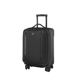 Lexicon 2 Dual Caster Global Carry On // Black