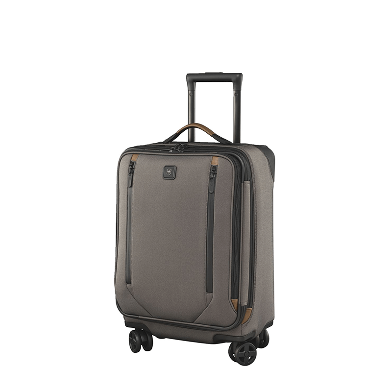 Lexicon 2 Dual Caster Global Carry On // Gray