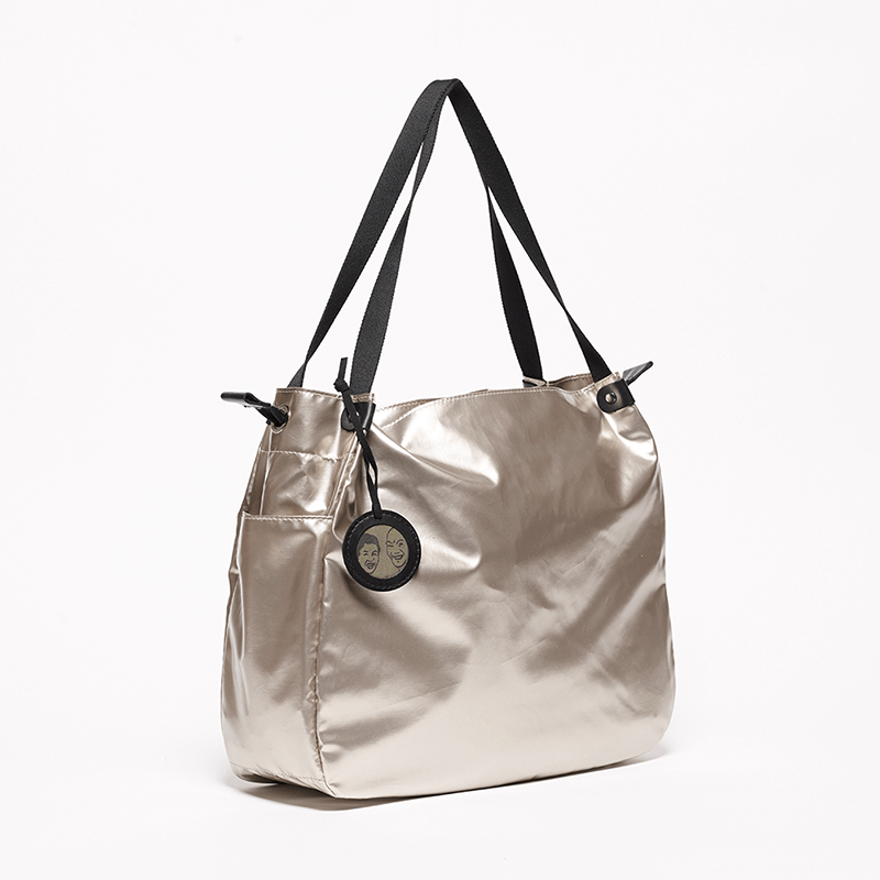 Jack Gomme Levant Tote Bag - Nacre