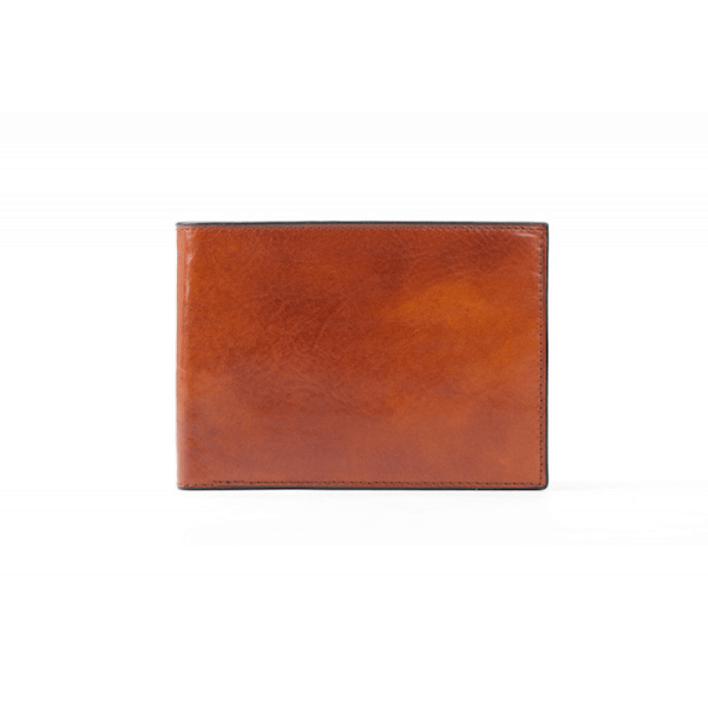 Bosca Older Leather Credit Wallet