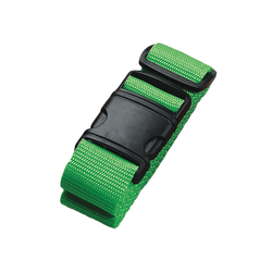 Neon Travel Belt // Green