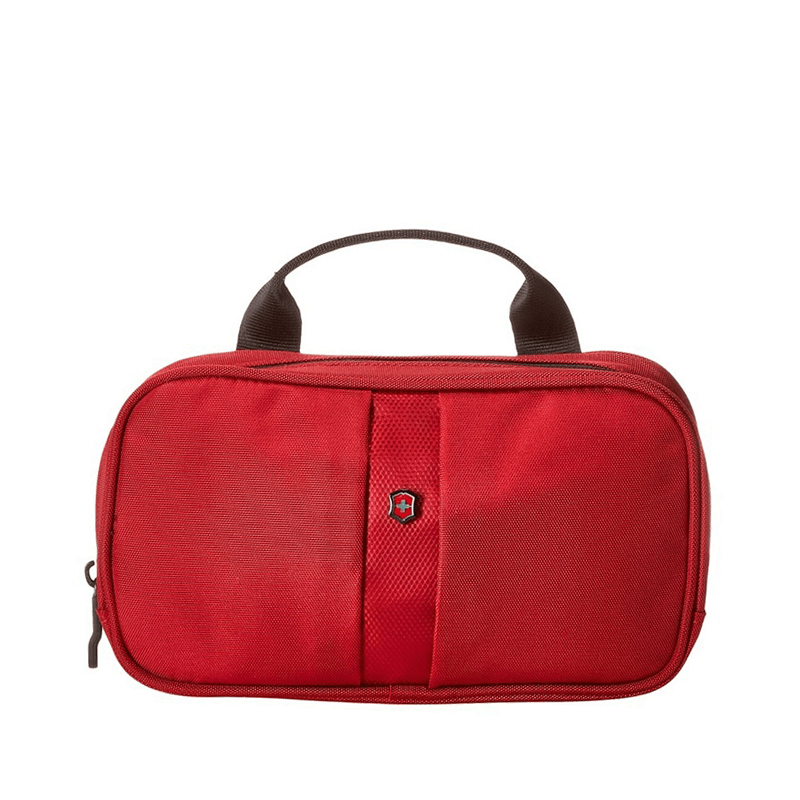 Victorinox Overnight Essentials Kit // Red