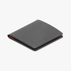 Bellroy Note Sleeve Wallet // Charcoal