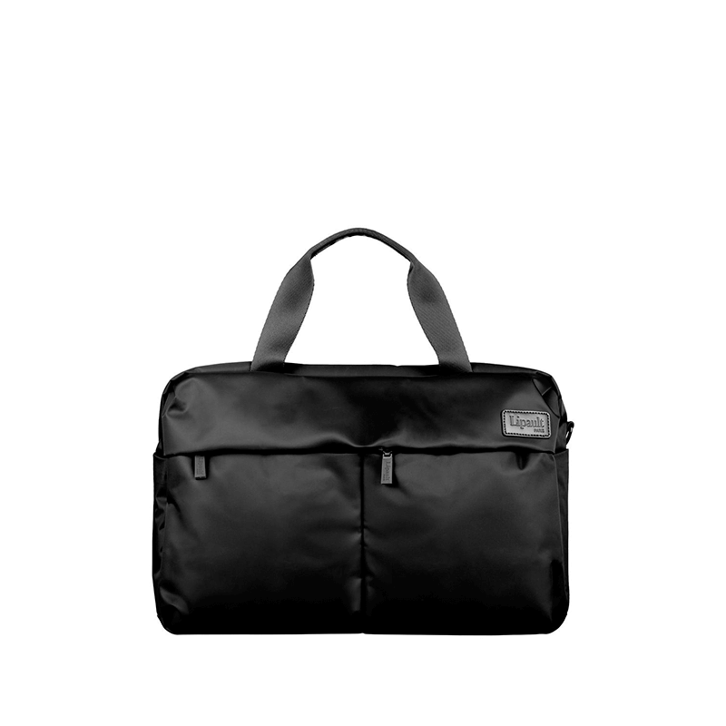 Lipault City Plume 24H Bag // Black
