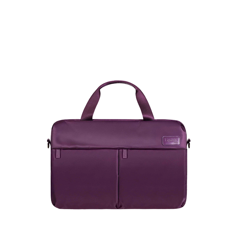 Lipault City Plume 24H Bag // Purple
