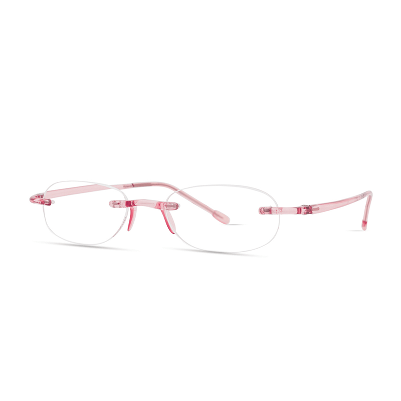 Scojo Gels Reading Glass // Blush
