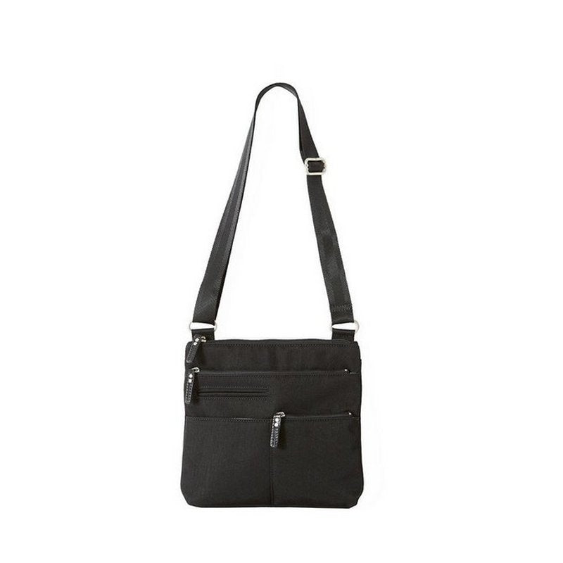 Pete Mini Multi-Pocket Bag // Black