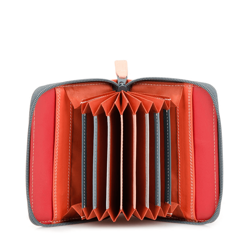 Mywalit Zipped Credit Card Holder // Urban Sky