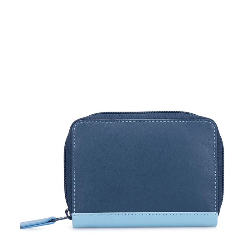 Mywalit Zipped Credit Card Holder // Royal